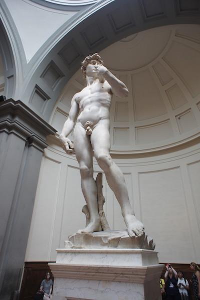 David, Florence, 2015