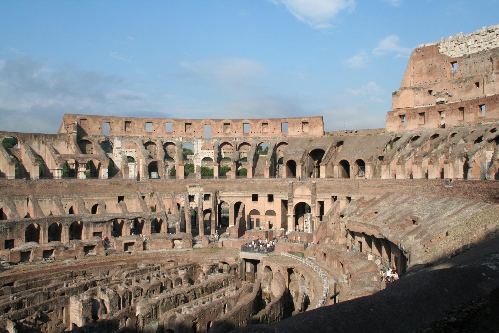 Coliseum, Rome, 2006