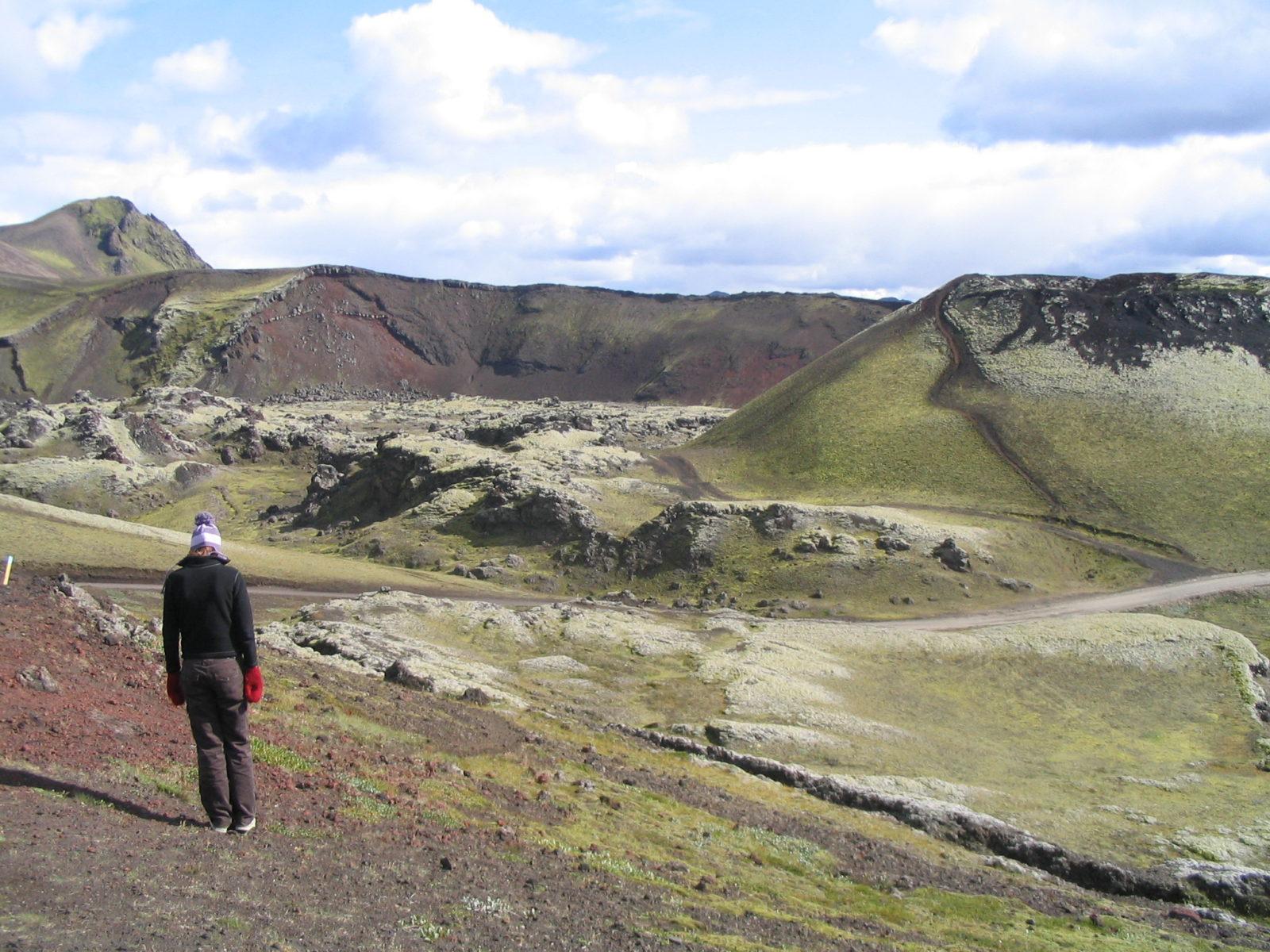 Iceland Hike, 2004