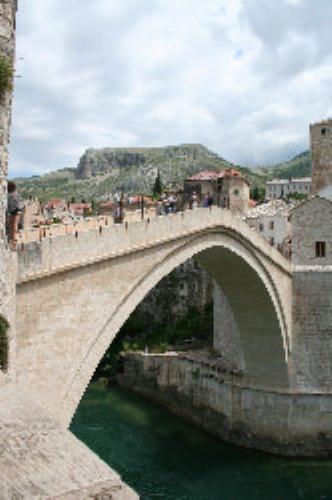 Stari Most, Mostar, 2007