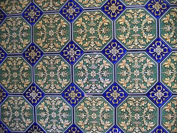 Mosaic, Seville 2008