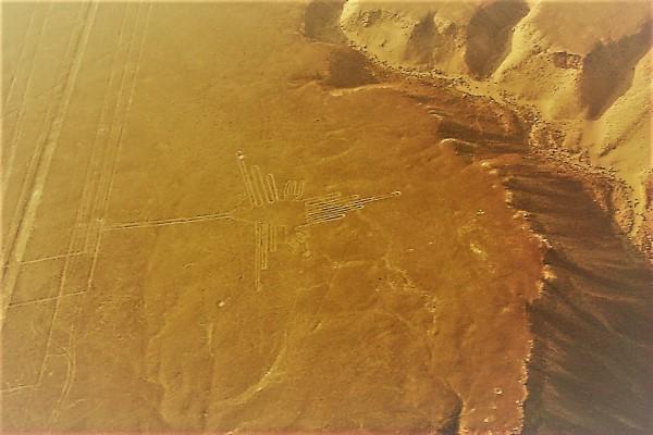 Nazca Lines, Peru, 2000